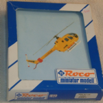 'ROCO MBB BO-105 ANWB 2551 Air Ambulance Helicopter kit 1:87 HO @SOLD@'